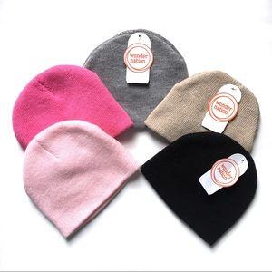 Wonder Nation Winter Baby Hats
